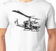 UH-1N Twin Huey Unisex T-Shirt