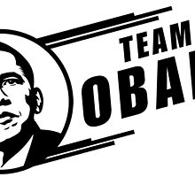 Team Obama by creativePanzee