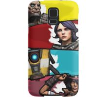 Back to the Borderlands Samsung Galaxy Case/Skin