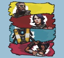 Back to the Borderlands Kids Clothes