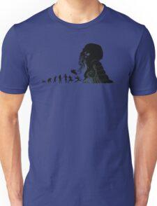 Lovecraft Darvinian Unisex T-Shirt