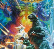 Godzilla! Sticker