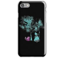 Waiting for Alice iPhone Case/Skin