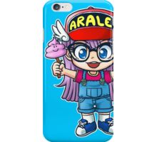 Arale - Dr. Slump iPhone Case/Skin