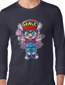Arale - Dr. Slump Long Sleeve T-Shirt