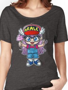 Arale - Dr. Slump Women's Relaxed Fit T-Shirt