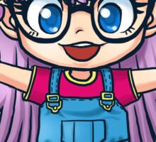 Arale - Dr. Slump Sticker