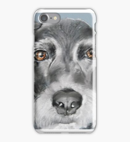Wire-haired terrier  iPhone Case/Skin