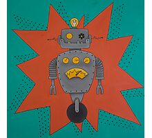 Retro Bot!  Photographic Print