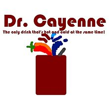 Dr. Cayenne by Uncle McPaint