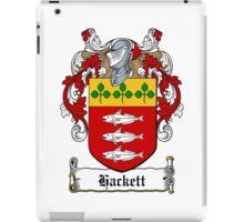 Hackett (Dublin) iPad Case/Skin