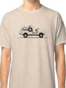 A Graphical Interpretation of the Defender 110 XD E-WMIK Classic T-Shirt
