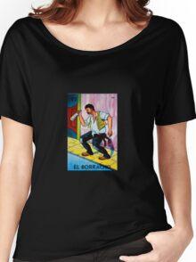 Loteria: El Borracho Women's Relaxed Fit T-Shirt