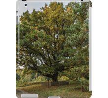 Oldest oaks iPad Case/Skin