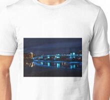 Belfast Night Scene Unisex T-Shirt