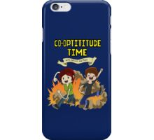 Co-Optitude Time 2014 iPhone Case/Skin