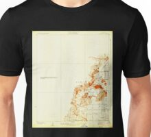 USGS TOPO Map California CA Chatsworth 289132 1927 24000 geo Unisex T-Shirt