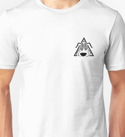Courage aint no Coward  Unisex T-Shirt