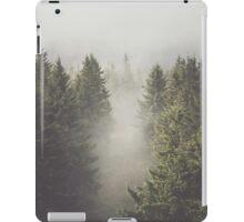 My misty way iPad Case/Skin