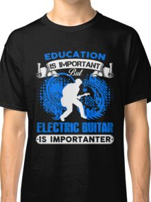 Electric Guitar Shirt Classic T-Shirt