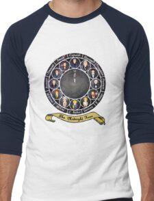 The Midnight Hour Men's Baseball ¾ T-Shirt