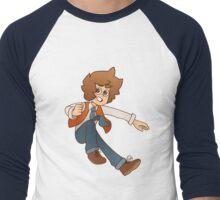 hershel layton Men's Baseball ¾ T-Shirt