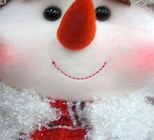 SNOWMAN by Colleen2012