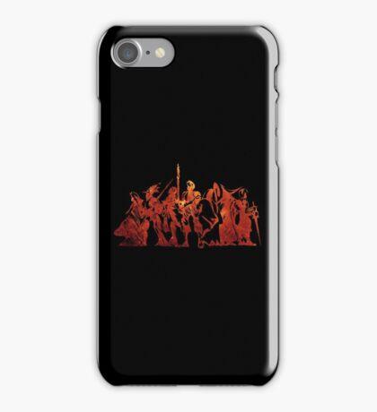 °FINAL FANTASY° Final Fantasy Tactics Space Logo iPhone Case/Skin