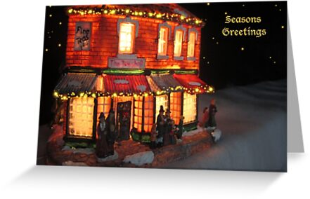 SEASONS GREETINGS TO ONE AND ALL! by Colleen2012