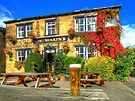 Cheers From The Woolpack Emmerdale by Colin  Williams Photography
