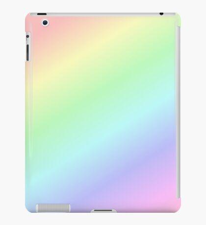 NEW TO REDBUBBLE - A RAINBOW RANGE  iPad Case/Skin
