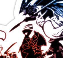 °FINAL FANTASY° Final Fantasy Tactics TWOTL Neon Logo Sticker