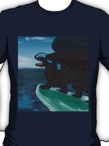 Defender of Berk - Alpha Toothless T-Shirt