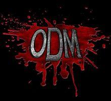 ODM Logo - Black by OneDeadMan
