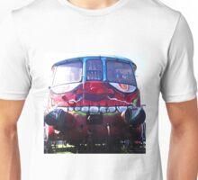 Funky German bus in Munich Unisex T-Shirt