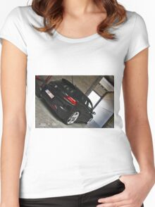VW Scirocco Women's Fitted Scoop T-Shirt