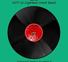 John Roberts and the NOT so Supreme Court Band! by Kricket-Kountry