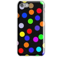 NEW TO REDBUBBLE - SPOTTY PENCIL SKIRTS, SCARVES, LEGGINGS AND DUVET COVERS! iPhone Case/Skin