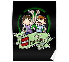 Team Nice Dynamite YEAHYUH Poster