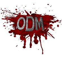ODM Logo - White by OneDeadMan