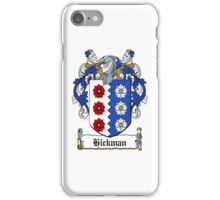 Hickman (Clare) iPhone Case/Skin