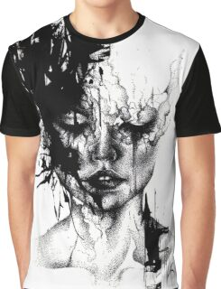 Shattered Mind Graphic T-Shirt