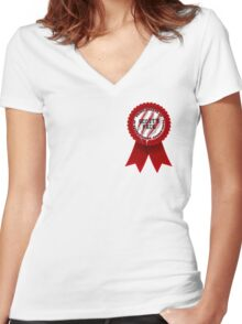 Proud Member of Scott's Pack Women's Fitted V-Neck T-Shirt