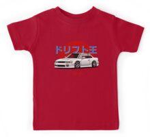 Silvia S13 / Nissan 200SX (white) Kids Tee