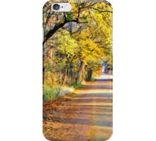Where We Going?,...Down the road iPhone Case/Skin