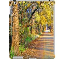 Where We Going?,...Down the road iPad Case/Skin