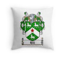 Hill (1634) Throw Pillow