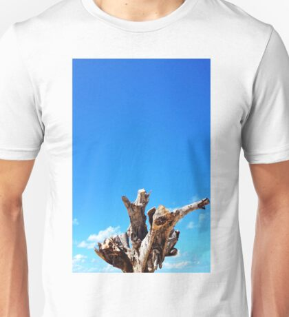 Trunk Tree Unisex T-Shirt