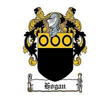 Hogan (Ogan) by HaroldHeraldry