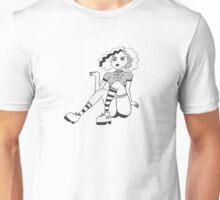 Cute sassy girl Unisex T-Shirt